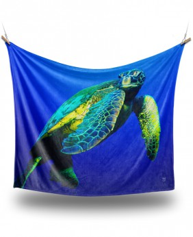 Blue Steele Turtle